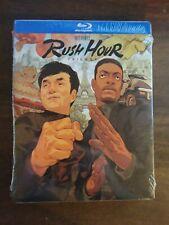 Rush Hour Trilogy (Blu-ray) + slip cover brand new rare