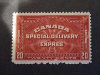 Canada #E4 Mint Hinged- (LB8) WDWPhilatelic