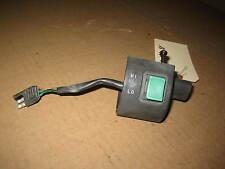 Arctic Cat Control Throttle Thumbwarmer Z ZL ZR ZRT Mountain Bearcat 0609-500