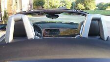 5🌟 BMW Z4 (All Z4 Models) Rear window Wind Deflector (CLEAR)Safety Glass.