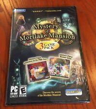Mystery of Mortlake Mansion + Elementals + Spirit Of Wondering: The Legend PC