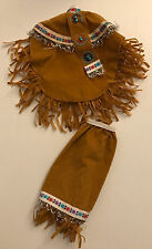 Barbie doll of the world native américaine tenue collector 1997