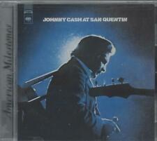JOHNNY CASH/At San Quentin (Complete Live 1969 Concert/18 SONGS/New CD