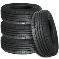4 Lionhart LH-501 215/55R16 97V XL All Season Traction Performance Tires