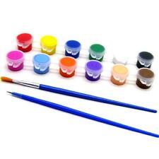 Textile Fabric Acrylic Paint Set