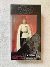 "Star Wars Black Series 6"" Director Krennic Rogue One 27 - MISB"