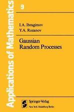 Gaussian Random Processes 9 by Y. A. Rozanov and I. A. Ibragimov (1978,...
