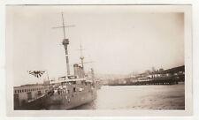 1930s NYK LINE Ship PORTLAND OREGON Original Photograph PHOTO Japan NIPPON YUSEN