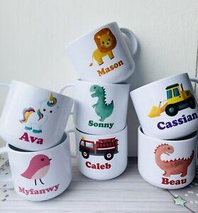 Personalised 6oz Children's Plastic Cup