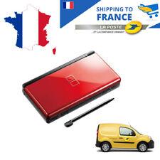 Nintendo DS Lite Console de jeux vidéo Système Portable ds lite - Noir-Rouge