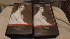 Anna Karenina by Leo Tolstoy - 27 Cassettes - Recorded Books, 1990