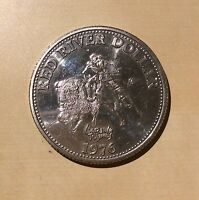 Stephen Juba 1976 Red River Dollar Red River Ex