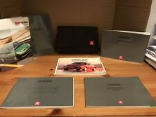 CITROEN SAXO HATCHBACK MODELS 2000/2004 + Service Book +Audio +Wallet