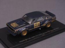 1/43 EBBRO Nissan Skyline hard top 2000gt racing #73 Tokyo Motor Show 1972 45043