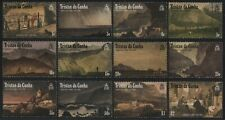 Tristan da Cunha 1988 - Mi-Nr. 456-467 ** - MNH - Gemälde / Paintings