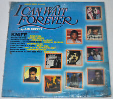 Phil I CAN'T WAIT FOREVER & OTHER LOVE SONGS Lionel Ritchie, Rockwell LP Record