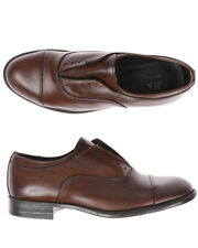 Scarpe Daniele Alessandrini Shoes MADE IN ITALY Uomo Marrone F700KL1603902 34