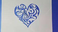 Schablonen 92 Love Wandtattoo Vintage Hochzeit Stanzschablonen Shabby Stencil