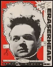vintage ERASERHEAD - promo mask DAVID LYNCH - CULT - PSYCHOTRONIC COLLECTABLE