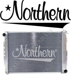 Northern 205184 Chevy 67-69 Camaro Aluminum Radiator Big Block V8 & Manual Trans