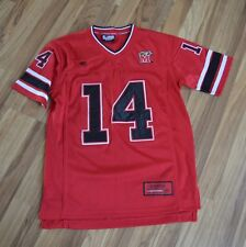 Colosseum Athletics Maryland Football Jersey #14 Youth Boy Girl L (16-18) SEWN