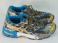 ASICS Gel Noosa Tri 10 GS GR Running Shoes Boy's Size 5 US Excellent Plus