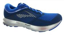 Men's Brooks Levitate Running Athletic Shoes Blue Silver Black
