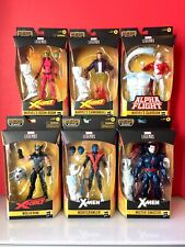Hasbro Marvel Legends Wendigo BAF Wave / X-Men - Complete 6 Sealed Figures