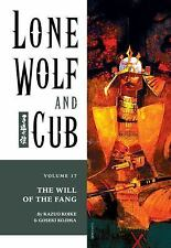 Lone Wolf and Cub, Volume 17: The Will of the Fang (TP)