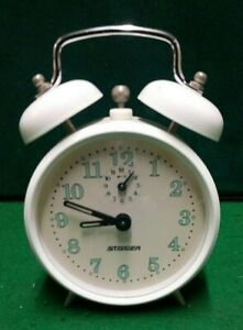 Retro Staiger Keywound Alarm clock