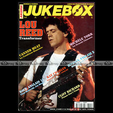 JUKEBOX N°125 LOU REED RAY CHARLES CANNED HEAT MICHELE TORR JERRY LEE LEWIS WHO