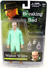 Breaking Bad Walter White Previews Exclusive Hazmat Suit Figure - New in hand