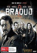 Braquo : Season 2 (DVD, 2013, 2-Disc Set)
