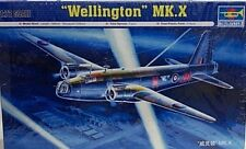 Trumpeter 1/72 Vickers  Wellington MK X  Bomber Model Kit New
