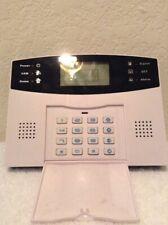 HOMSECUR Wireless 433Mhz GSM 850/900/1800/1900 Burglar Intruder Alarm Panel only