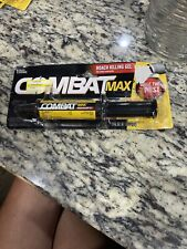 Combat MAX Roach Killing Gel Syringe for All Size Roaches  1 SYRINGE