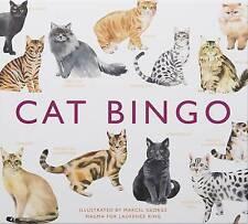 Cat Bingo by Marcel George (Multiple copy pack, 2016)