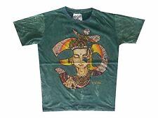 e02ca5c9013 Cotton Men T Shirt Om Buddha Yoga Nirvana Zen Hippie Peace Hobo new L No  Time