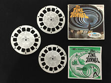 VIEW-MASTER THE TIME TUNNEL 1966 COMPLETE !! VINTAGE