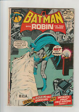 Batman #240 VG+ 1972 DC Comic  Adams