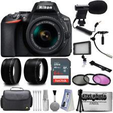 Fotocamere digitali nero Nikon Nikon D5600