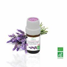 Huile Essentielle BIO Lavande Fine Vrai 5ml AOP Provence Bio Ecocert ABlab Pure