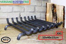 Feuerbock 50 x 40 x 10 - Ofen Rost Gartengrill Kamin Einsatz - Massiv und Genial