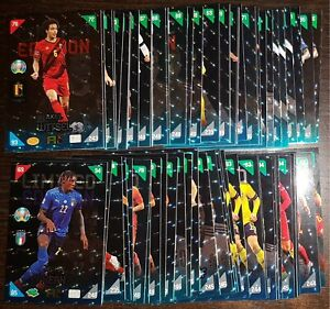 LIMITED EDITION Euro 2020 Adrenalyn XL 2021 Kick Off PANINI Trading Cards