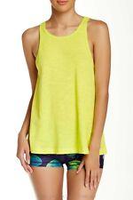 Roxy Ladies Rockaway Tank Top Vest ARJKT03083 Yellow Size L New with Tags UK