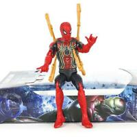 Marvel Avengers Infinity War endgame Spider Man Far From Home Action Figure Toy