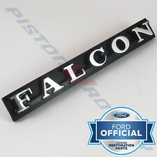 FALCON Grille Badge , Chrome , New for Ford XA Panel GS GT Superbird Hardtop