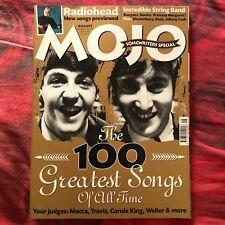 MOJO Magazine UK # 81 BEATLES Radiohead TRAVIS McCartney Oasis