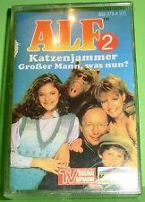 Alf Folge 2 - Katzenjammer / Großer Mann, was nun? (Kassette | MC) Karussell