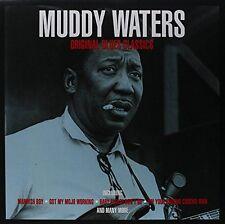 MUDDY WATERS ORIGINAL BLUES CLASSIC VINYL - LP